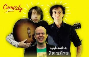 Jesús Manzano, Marcos Mas y Jandro